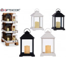 large led lantern 2 colors mix