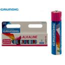 GRUNDIG - blister 12 batteries lr3 aaa 950mah