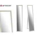 wholesale Mirrors: foot mirror 30 x 120 cm white