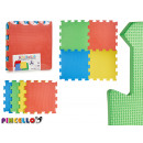 puzzle pad 4 pcs smooth colors assorted