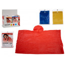 impermeable adulto 3 colores mix