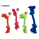 rope teether, colors 4 times assorted