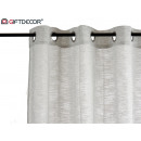 multirayas gray curtain 140x260 cm