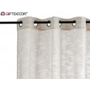 wholesale Curtains & Drapery: taupe multirayas curtain 140x260 cm