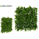 wholesale Artificial Flowers: 50x50 h round plastic hanging garden