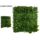 wholesale Artificial Flowers: plastic hanging garden 100x100 clover