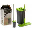 wholesale Cleaning: set cube l 2 functions green with mop
