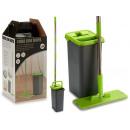 Großhandel Reinigung: Set Würfel l 2 funktioniert grün mit Mopp