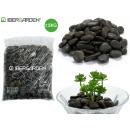 bolsa piedra pulida negra 5kg pequeño