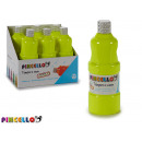 tempera 400ml neon yellow