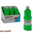 tempera 400ml green neon