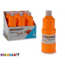 400 ml orange neon tempera