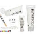 Großhandel Geschenkartikel & Papeterie: 75ml Acrylfarbe Tube weiß