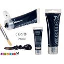 wholesale Gifts & Stationery: Acrylic paint tube 75ml black