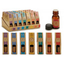 wholesale Wellness & Massage: aromatic oil 15ml chakra 7 assorted