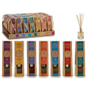 wholesale Room Sprays & Scented Oils: Mikado 50ml and chakra bars assorted 7