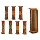 wholesale Decoration: mad vertc soprt box and 10 bars assorted 7