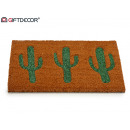 paillasson paillettes cactus