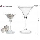 nagyker Háztartás és konyha: üveg martini pohár alacsony