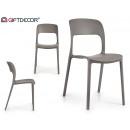 gray fixa chair
