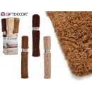 mayorista Salud y Cosmetica: alfombra pelo 100x150 colores tierra surtido