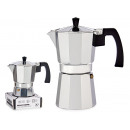 wholesale Household & Kitchen: aluminum coffee maker 6 cups reinforced handle