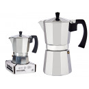 wholesale Household & Kitchen: aluminum coffee pot 9 cups reinforced handle
