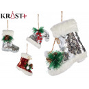wholesale Shoes: boot hanging ornament assorted 6