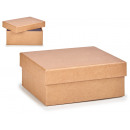 small kraft cardboard box