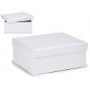 medium white cardboard box