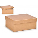 medium kraft cardboard box