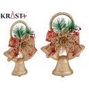 Christmas ornament 3 bells