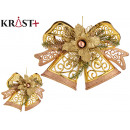 christmas ornament decorated bells