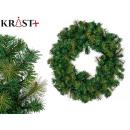 green wreath christmas decoration 70cm