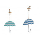 umbrella hanger, colors 2 times assorted
