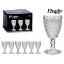 wholesale Household & Kitchen: transparent wine points glass