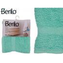 Handtuch glatt 50x90 türkis