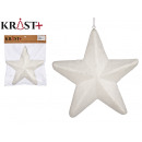 Christmas decorative star 19cm