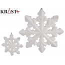 christmas decorative thick snowflake