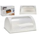 grossiste Maison et cuisine: corbeille à pain en plastique blanc rotin