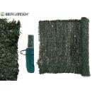 recinzione per prato a rullo verde scuro1x3m