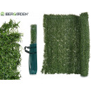 1x3m green bicolor rolling lawn fence