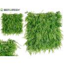 vertikaler Garten 50x50cm dünnes Blatt