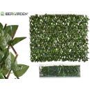 jardin vertical 100x200 cm vert bicolore