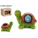 wholesale Wind Lights & Lanterns: big turtle with solar flashlight