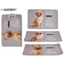 oval crib rug dogs, models 2 times surt