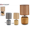 wholesale Lampes: round lamp ratan, colors 3 times assorted