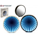 wholesale Consumer Electronics: plastic sphere led infinite effect 2 times assorte