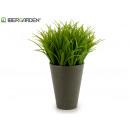 wholesale Artificial Flowers: artificial plant cement pot