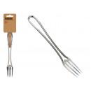 hollow design steel fork